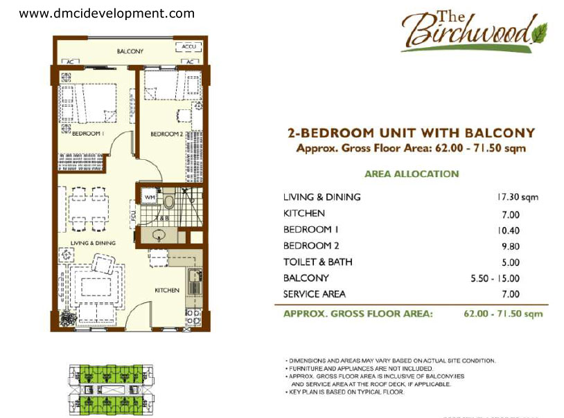 The Birchwood, Acacia Estates Taguig City | DMCI Real