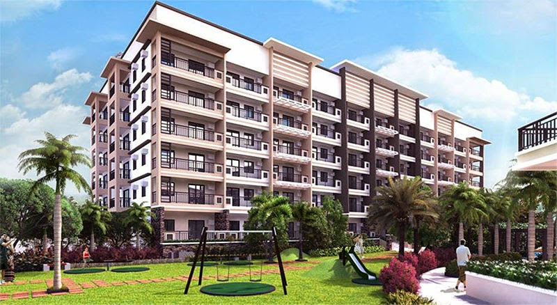 Asteria Residences Building Facade