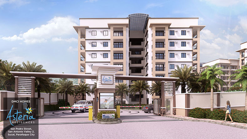 asteria-residences-dmci-paranaque-main-front-entrance-gate