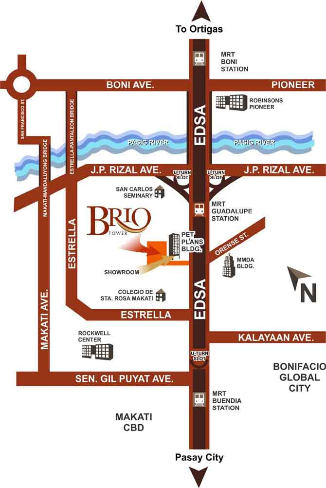 brio-tower-makati-condominium-dmci-location-map