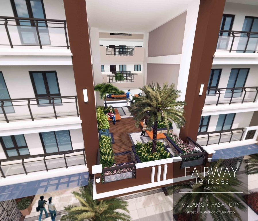Fairway Terraces Villamor Airbase Pasay City Dmci Real