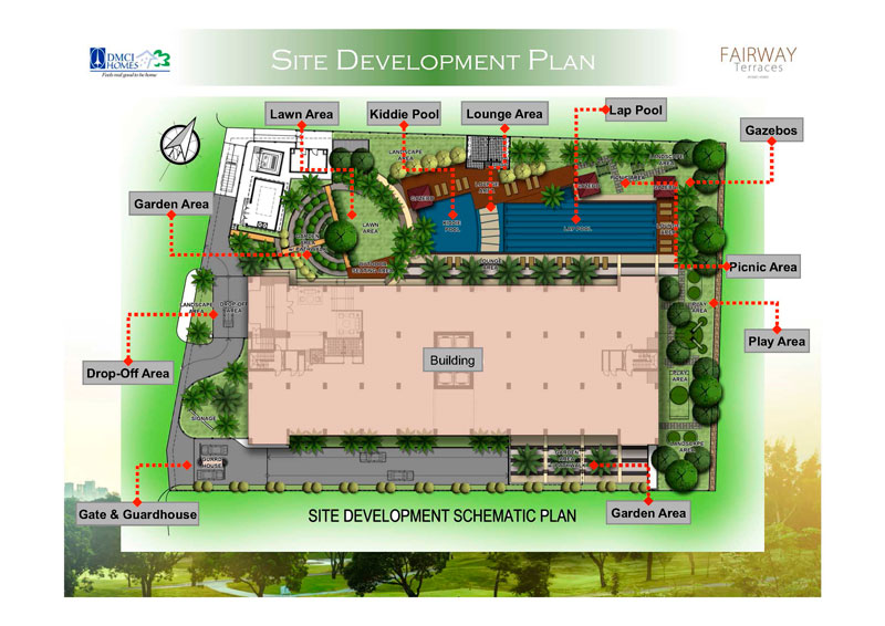 Fairway-Terraces_Site-Developement-Plan