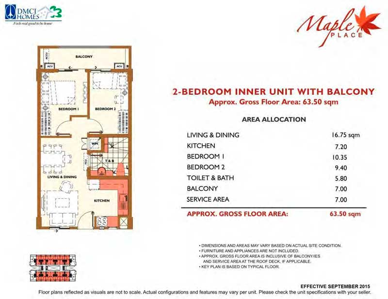 2-BR-Layout