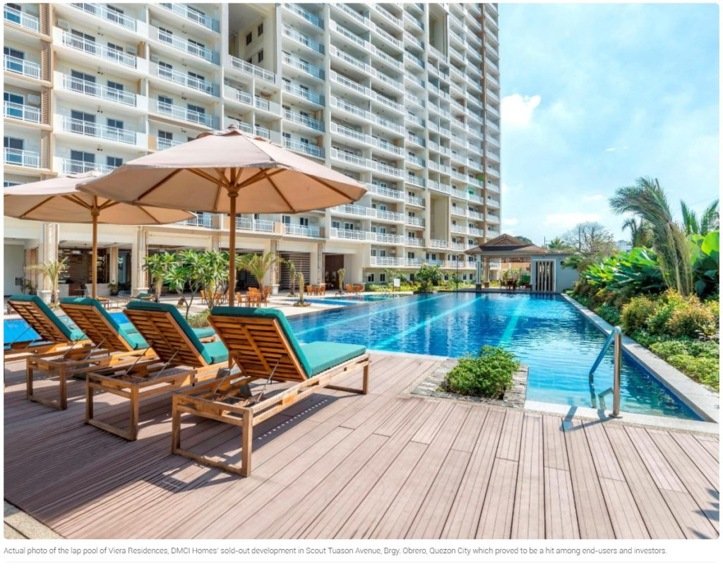 Cameron Residences Dmci Real Estate Property Development Projects