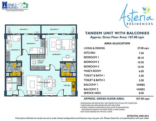 asteria-residences-dmci-paranaque-tandem-unit