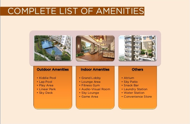 b amenities