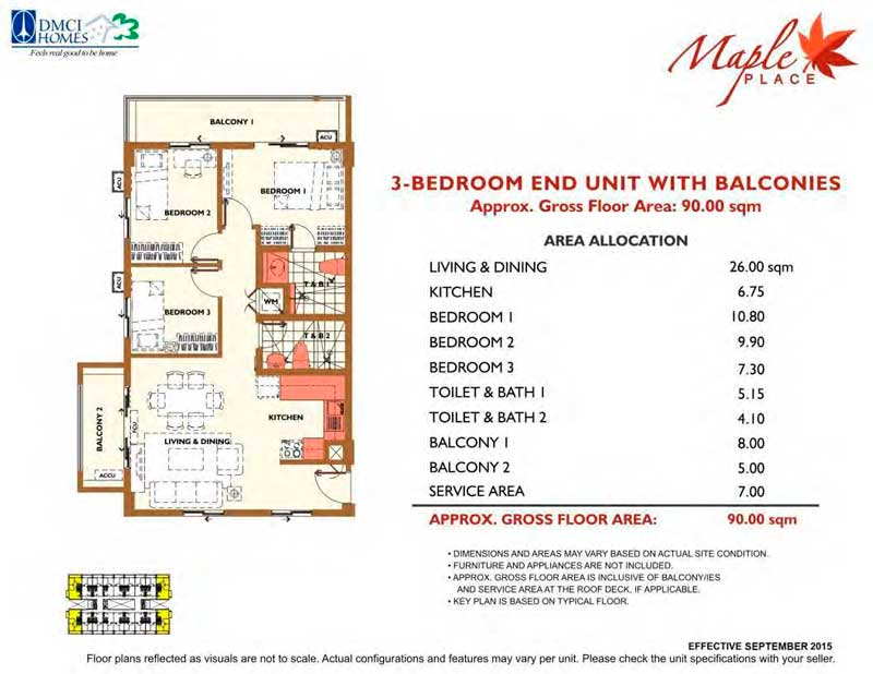 3-BR-Layout