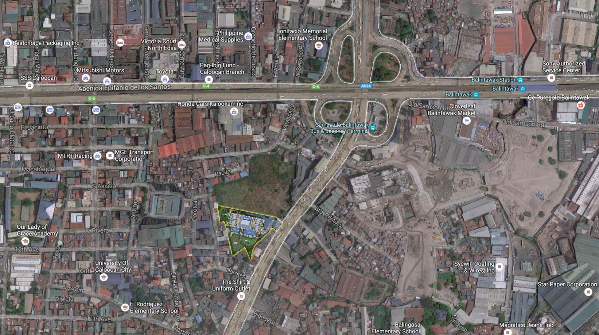 the-celandine-google-map